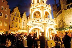 Weihnachtsmarkt Bad Iburg.Imken Touristik Osnabrück Bad Iburg