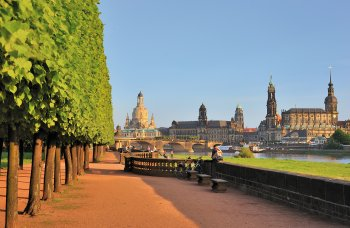 Canalettoblick auf Dresden © World travel images - fotolia.com