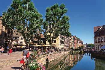 Petite France in Strasburg © Mellow10-fotolia.com