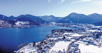 Bad Wiessee im Winter © fottoo-fotolia.com
