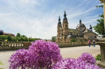 Der Dom in Fulda © Christian Tech - Tourismus Fulda
