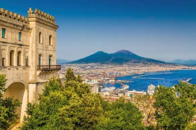 IMKEN Touristik - Sorrent – Capri – Amalfiküste
